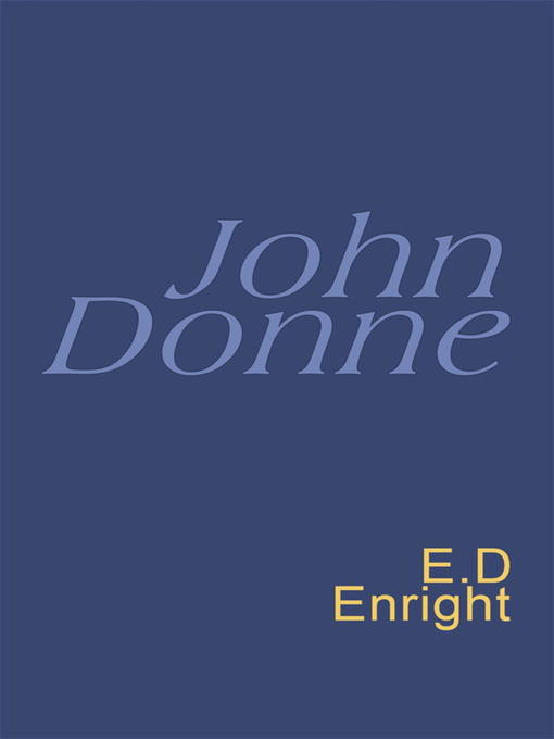 John Donne (eBook): Everyman&#39;s Poetry